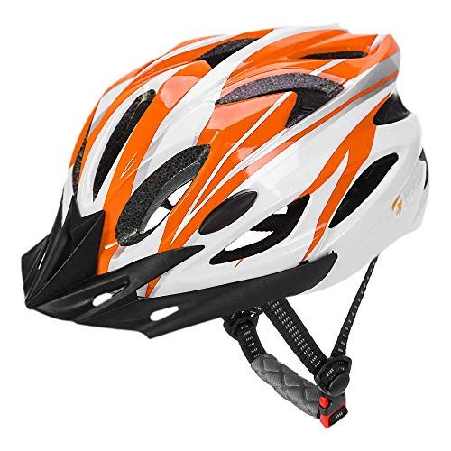 JBM Adult Cycling Bike Helmet Specialized for Men Women Safety Protection CE...