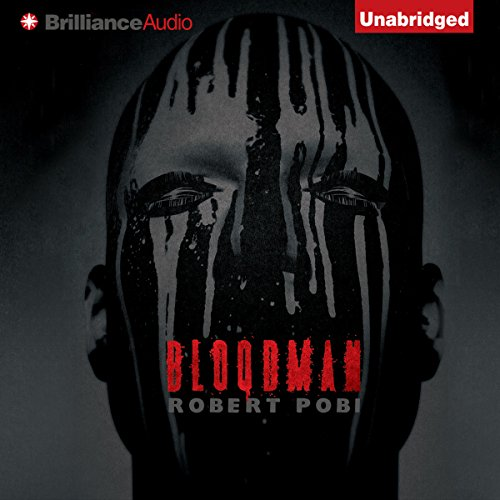Bloodman audiobook cover art