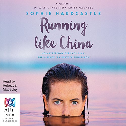 Running Like China audiobook cover art