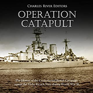 Operation Catapult cover art