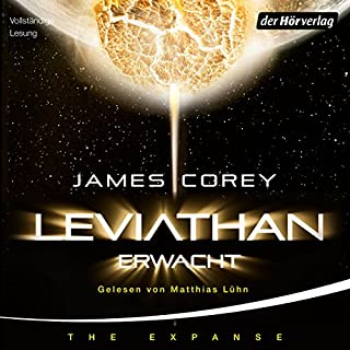Leviathan erwacht (The Expanse-Serie 1) audiobook cover art