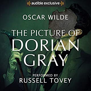 Page de couverture de The Picture of Dorian Gray