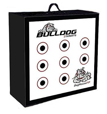 "Bulldog Original Doghouse FP Field Point 24""x 24""x 9 1/2"" Archery Target"