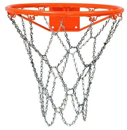 Red de baloncesto metálica