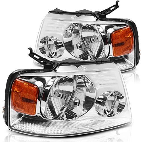 05 f150 headlight covers - 3