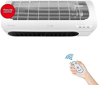 Calentador: Calentador eléctrico montado en la Pared Que Ahorra energía en el hogar, baño frío y Caliente, calefacción de cerámica PTC, Calor de 3 Segundos