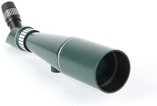 Hehh Tuoba Fish Monoculaire Tout métal 40X60, télescope de visualisation, Vision Nocturne extérieure Haute définition à Faible luminosité