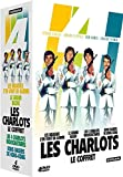 Coffret bidasses s'en Vont en Guerre + Le Grand Bazar + Les 4 Charlots Mousquetaires...