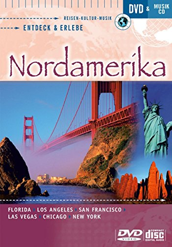 Entdeck & erlebe: Nordamerika [2 DVDs]