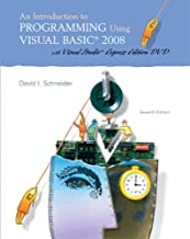Best introduction to visual basic 2008 Reviews