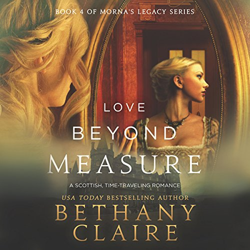 Love Beyond Measure audiobook cover art