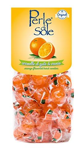 The original Perle di Sole Orange Drops made with Essential Oils of Oranges from Sorrento (7.05 oz | 200 g)