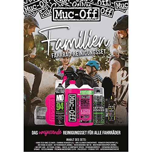 Muc-Off 4090783052 00 - Kit de cuidado de bicicletas para toda la familia