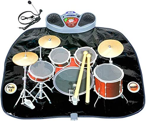 Rock 'N' Roll Los Brand Cheap Sale Venue Angeles Mall Electronic Drum Portable - Pad Mat