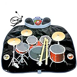 Rock N Roll Electronic Drum Mat