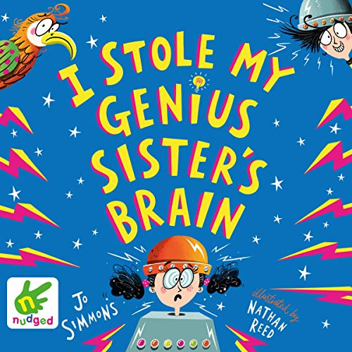 I Stole My Genius Sister's Brain cover art