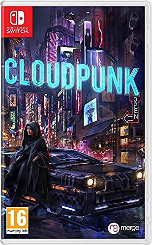 Cloudpunk (Nintendo Switch)
