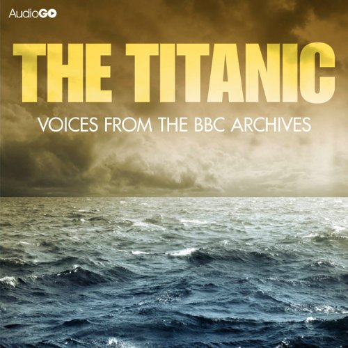The Titanic audiobook cover art
