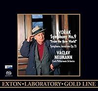 Dvorak Symphony No. 9 (From The New World) by Vaclav Neumann - Czech Philharmonic Orchestra (2012-07-28)
