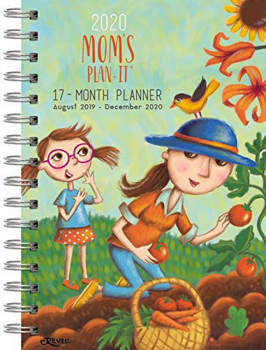 Wells Street by LANG WSBL Mom's 2020 Engagement Planner (20997005079) Personal Organizer (20997005079)