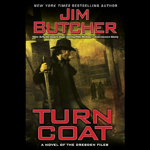 Turn Coat: The Dresden Files, Book 11