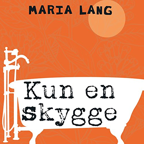 Kun en skygge audiobook cover art