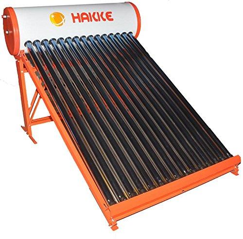 Hakke Industries Solar Water Heater Systems (150 L, White)