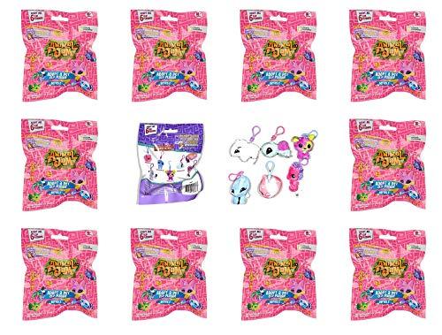 Animal Jam Adopt A PET Series 2 Clip ON PLUSHIE 10 Sealed Packs