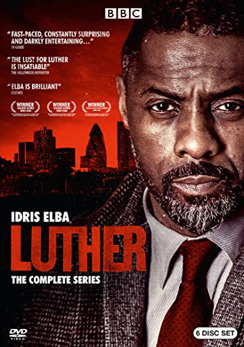 Luther: The Complete Series (DVD)