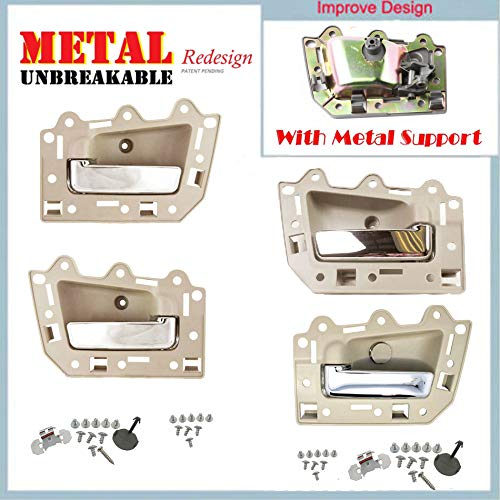 jeep 2006 4 door handles - 2