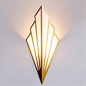 Akboy Indoor Lighting Retro Wall Sconces Cafe Bar Candle Wall Lights Vintage Industrial Wall Light Metal Iron Wall Sconces E14 Reading Corridor Office Bedroom Loft Wall Lighting Decorative Gold Amazon Co Uk Lighting