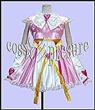 373 【cos-presure】ふたりはプリキュア シャイニールミナス 風衣装◆コスプレ