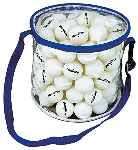 palline de tennistavolo, 100 pezzi