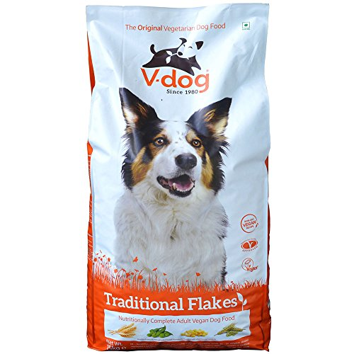 Perros Forro hecha copos (Traditional Flakes)–No bio de 15kg V de Dog