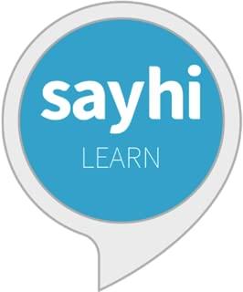 SayHi Language Learning