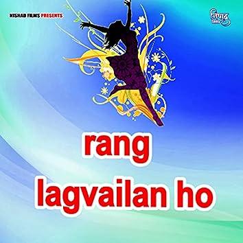 Rang Lagwain Ho