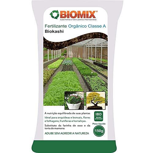 Fertilizante Orgânico Biokashi Biomix - 150 G