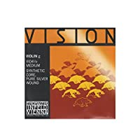 Vision ヴィジョン バイオリン弦 G線 シルバー巻 VI04 1/8