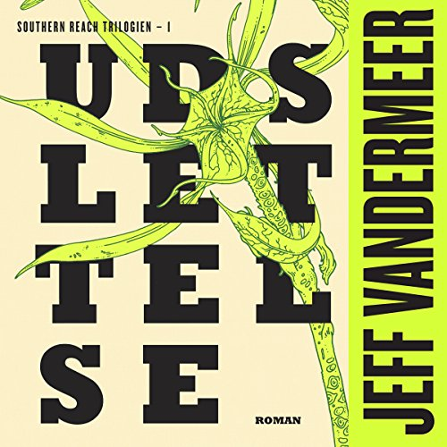 Udslettelse cover art