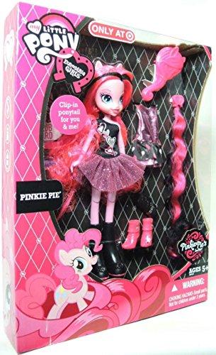 PINKIE PIE boutique exclusivité equestria girls poupée mon petit poney 2013