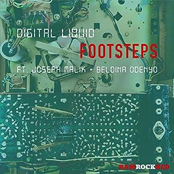 Footsteps - EP
