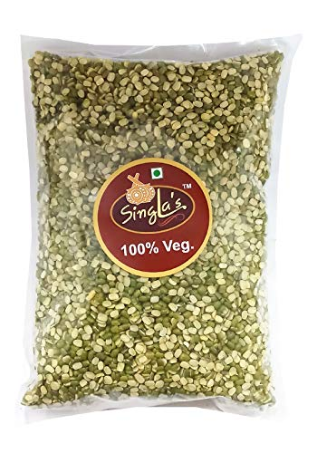 Singla Moong Dal Chilka 500g Grocery Product
