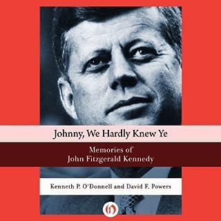 Johnny, We Hardly Knew Ye cover art