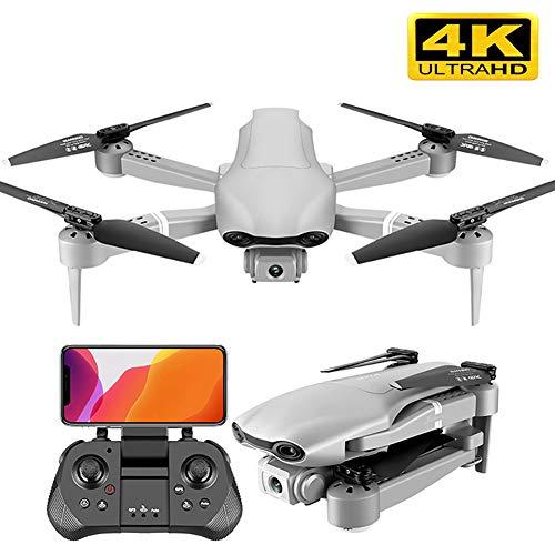GPS-Drohne Mit Kamera, 5G WiFi Live Video FPV Quadrocopter, Faltbar RC UAV, 25 Minute Flug Entfernung, Mehrere GPS-Funktionen Für Alle Erfahrungsstufen,4k