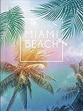 Brunnen 1072961019 Schülerkalender Größe: A6, 12 x 16 cm Kalendarium: Juli 2018 bis Dezember 2019, 2 Seiten = 1 Woche, 208 Seiten Miami