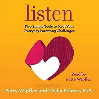 Listen audiobook cover art