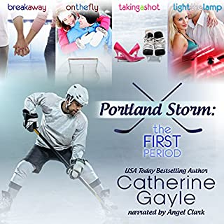 Portland Storm: The First Period cover art