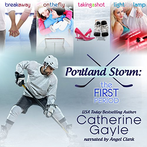 Portland Storm: The First Period audiobook cover art