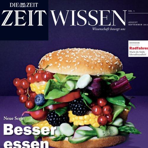 ZeitWissen, August / September 2012 Titelbild