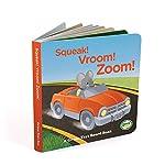 Green Toys First Keys Board Book